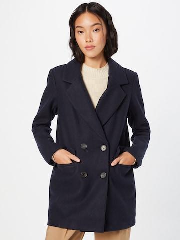 ONLY Prechodný kabát 'Victoria' - Modrá