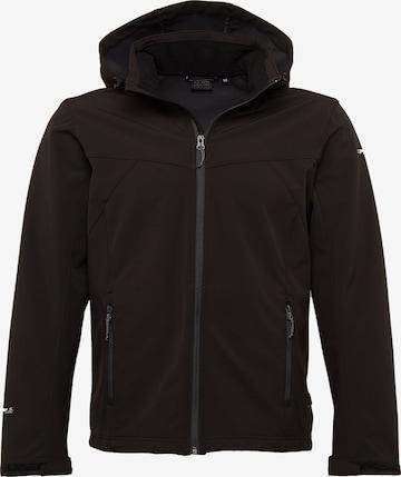 Giacca per outdoor 'BRIMFIELD' di ICEPEAK in nero