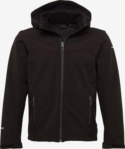 ICEPEAK Outdoorjacke 'BRIMFIELD' in schwarz, Produktansicht