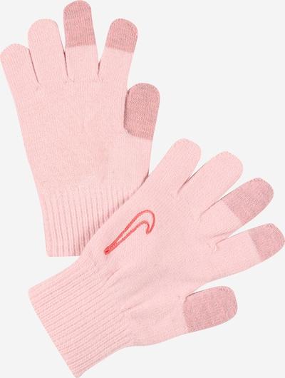 NIKE Rękawiczki sportowe w kolorze różowy pudrowy / różany / melonowym, Podgląd produktu