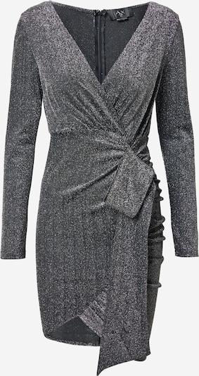 AX Paris Robe de cocktail en argent, Vue avec produit