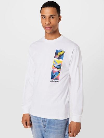 Maglietta 'SUMMER' ADIDAS ORIGINALS di colore colori misti / bianco: Vista frontale