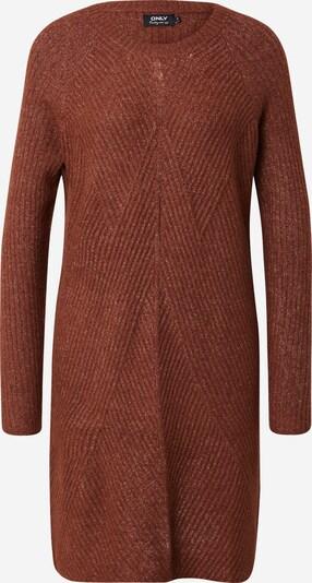 ONLY Kleid 'CAROL' in braun, Produktansicht