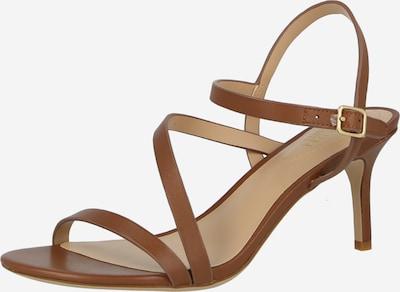 Lauren Ralph Lauren Sandalias con hebilla 'LANDYN' en marrón, Vista del producto