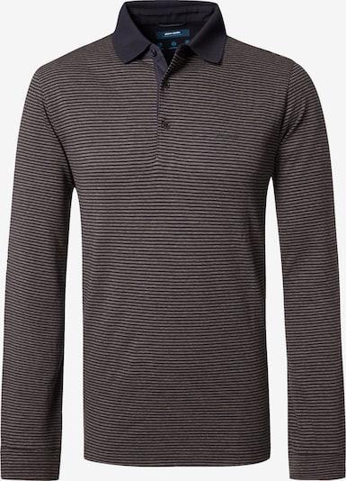 PIERRE CARDIN Poloshirt in braun, Produktansicht
