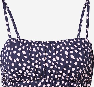 Cotton On Body Bikini zgornji del | marine / bela barva, Prikaz izdelka