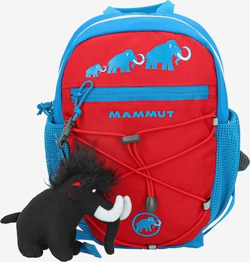 MAMMUT Sports Backpack 'First Zip' in Blue