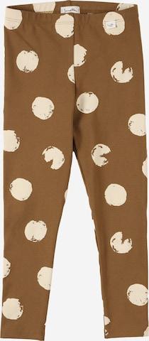 Sanetta Pure Leggings i brun