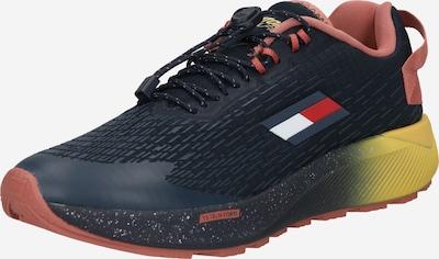 Tommy Sport Αθλητικό παπούτσι σε σκούρο μπλε / μουσταρδί / σάπιο μήλο / κόκκινο / λευκό, Άποψη προϊόντος