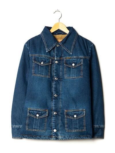 DIESEL Jacket & Coat in M in Blue denim, Item view