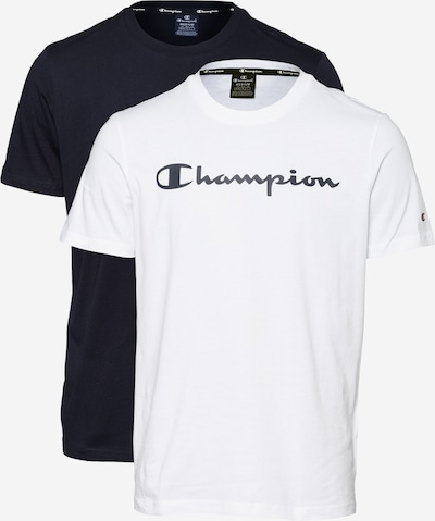 Champion Authentic Athletic Apparel Tričko - noční modrá / bílá, Produkt