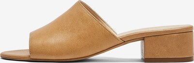NINE TO FIVE Pantolette 'Maia' in sand, Produktansicht