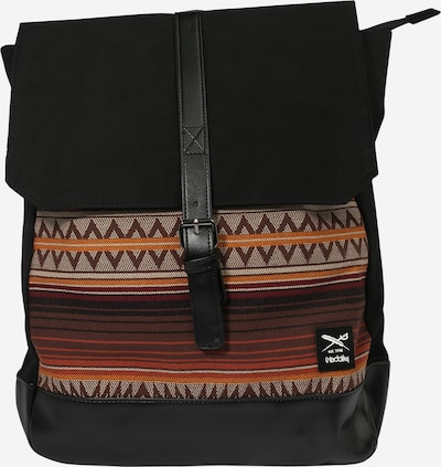 Iriedaily Backpack 'Vintachi' in Mixed colours / Black, Item view