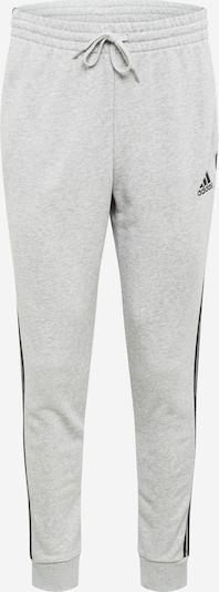 ADIDAS PERFORMANCE Pantalon de sport en gris / noir, Vue avec produit