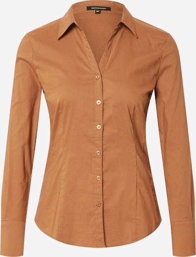 MORE & MORE Bluse 'Billa' in chamois, Produktansicht