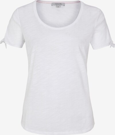 Ci comma casual identity Kurzarmshirt in weiß, Produktansicht