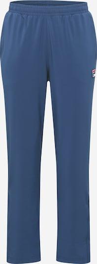 FILA Pantalon de sport 'Pro3' en bleu foncé, Vue avec produit