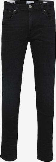 SELECTED HOMME Jeans 'Leon' in de kleur Black denim, Productweergave