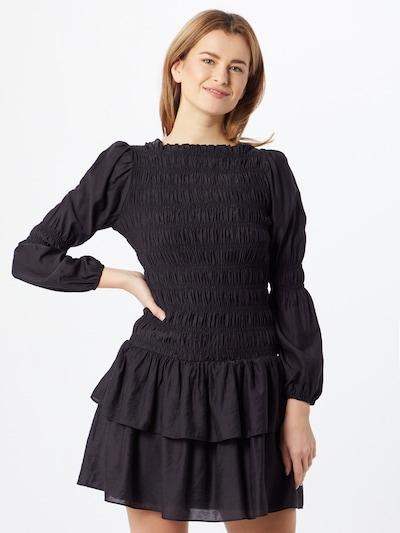 Suknelė iš Neo Noir , spalva - juoda: Vaizdas iš priekio
