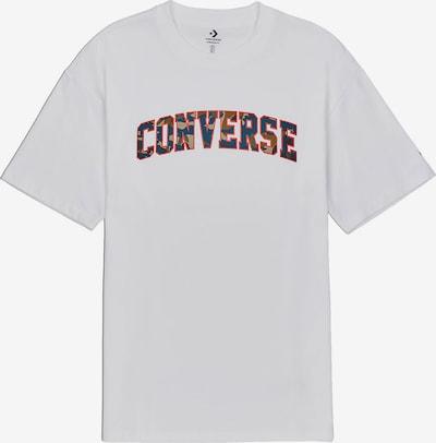 CONVERSE T-Shirt in weiß, Produktansicht