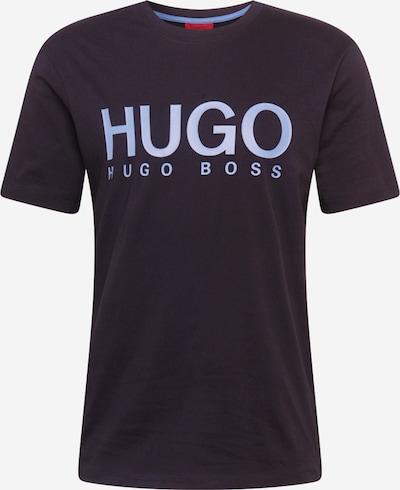 Marškinėliai 'Dolive 204' iš HUGO , spalva - mėlyna / juoda, Prekių apžvalga