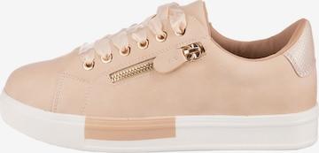 Lynfield Sneaker in Beige