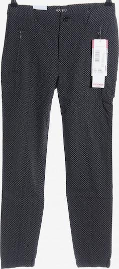 Strooker Röhrenhose in L in hellgrau / schwarz, Produktansicht