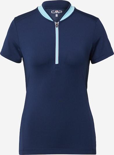 CMP Koszulka funkcyjna w kolorze jasnoniebieski / ciemny niebieskim, Podgląd produktu