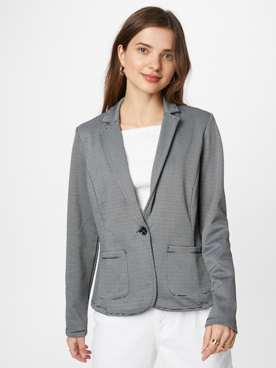 TOM TAILOR Blazer in grau, Modelansicht