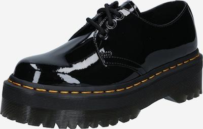 Dr. Martens Veterschoen 'Quad' in de kleur Zwart, Productweergave