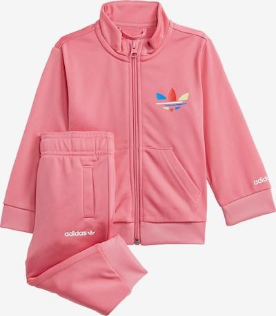 ADIDAS ORIGINALS Trainingsanzug 'Adicolor' in rosa, Produktansicht