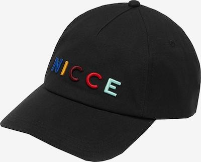 Nicce Čiapka 'DALLAS' - nebesky modrá / žltá / mätová / červená / čierna, Produkt