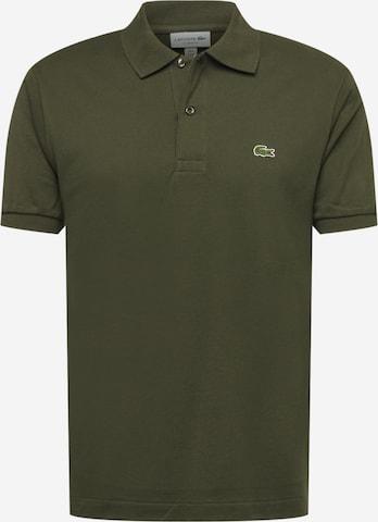 LACOSTE Μπλουζάκι σε πράσινο