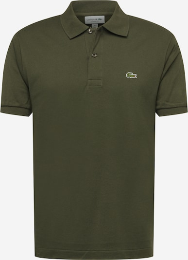 LACOSTE T-Krekls, krāsa - zaļš, Preces skats
