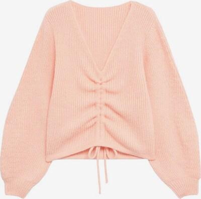 MANGO Sweter 'Frunchi' w kolorze łososiowym, Podgląd produktu