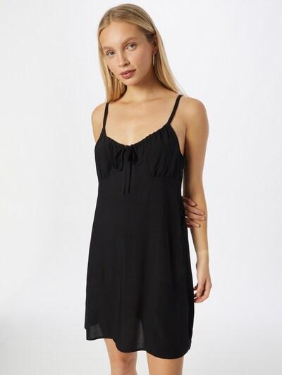 Cotton On Kleid in schwarz, Modelansicht