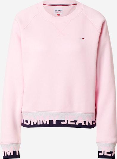 Tommy Jeans Majica | temno modra / siva / roza barva, Prikaz izdelka