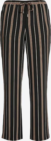 Vogelsang Hose in braun / schwarz / weiß, Produktansicht