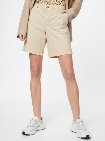 EDC BY ESPRIT - Pantalón chino en beige