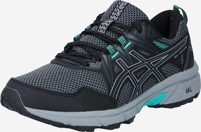 ASICS Zapatillas de running 'GEL-VENTURE 8' en turquesa / gris oscuro / negro, Vista del producto