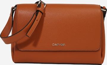 Sac à bandoulière Calvin Klein en marron