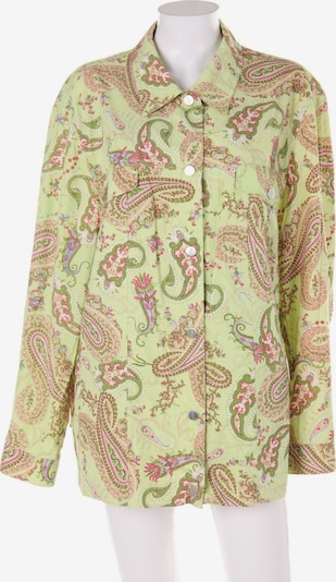 SAMOON Jacket & Coat in 6XL in Green, Item view