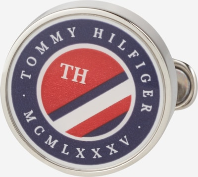 TOMMY HILFIGER Gemelos 'DRESSED UP' en azul / rojo / plata, Vista del producto
