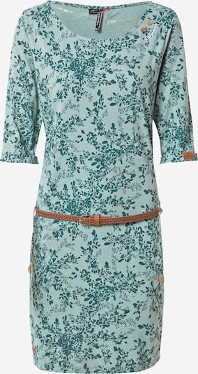 Ragwear Kleid 'TANYA' in grün / smaragd, Produktansicht