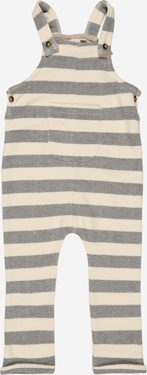 NAME IT Overall in beige / grau: Frontalansicht