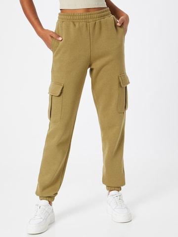 Urban Classics Παντελόνι cargo σε πράσινο