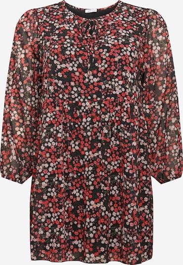 Z-One Kleid 'Rita' in mischfarben / schwarz, Produktansicht
