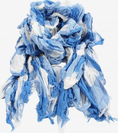 Abercrombie & Fitch Sommerschal in One Size in blau / weiß, Produktansicht