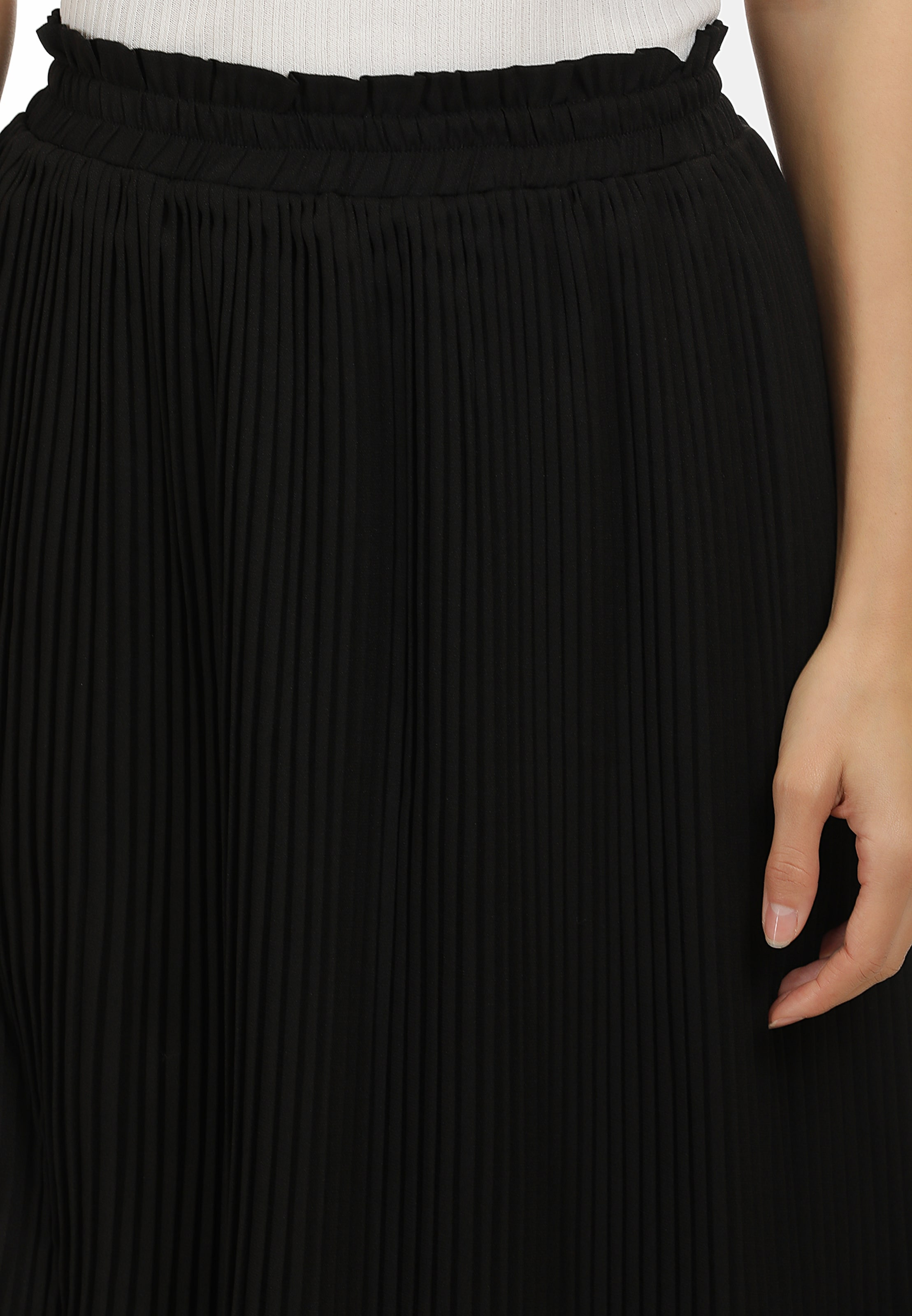 usha WHITE LABEL Rock in schwarz