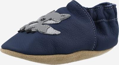 BECK Papuče 'Fox' - modrosivá / tmavomodrá, Produkt